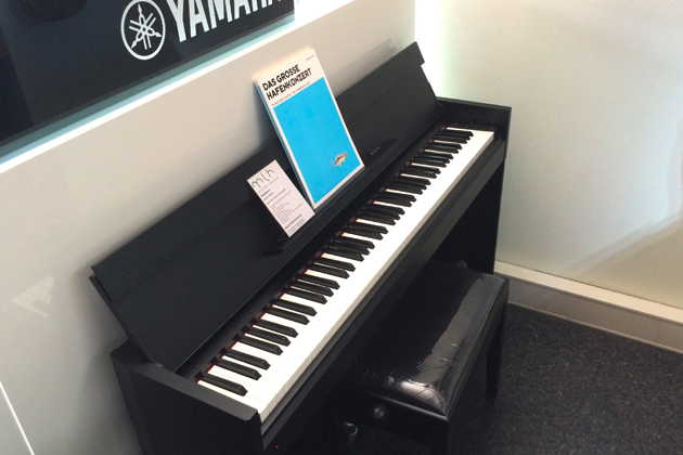 yamaha ydp s52 b mit zubeh r setpreis musikladen b rwinkel. Black Bedroom Furniture Sets. Home Design Ideas