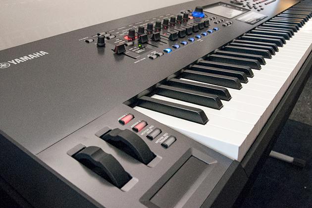 Yamaha Motif Sound Library